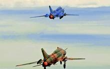 Vụ 2 máy bay quân sự Su-22 rơi: Phát hiện 4 bình dầu phụ