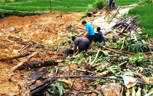 Tìm thấy thi thể nạn nhân cuối cùng vụ lở đất ở Cao Bằng