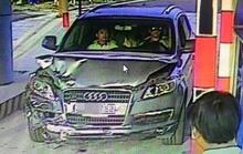Tài xế Audi trong vụ tai nạn chết người trên cao tốc trình diện