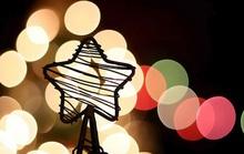 Bí quyết chụp ảnh Bokeh đẹp lung linh đêm Giáng sinh
