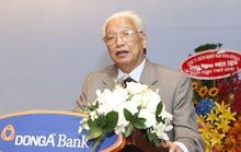 Vì sao ông Cao Sỹ Kiêm từ chức Chủ tịch ngân hàng Đông Á?