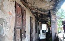 Rợn người cảnh sống trong các khu tập thể cũ nát ở Hà Nội