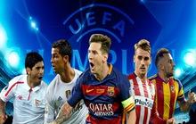 Valencia lập kỳ tích cho bóng đá Tây Ban Nha ở Champions League