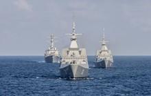 Tàu chiến Mỹ sắp vào vùng 12 hải lý quanh các đảo nhân tạo