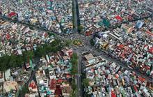 Nét đẹp Sài Gòn từ không trung qua ảnh Giản Thanh Sơn