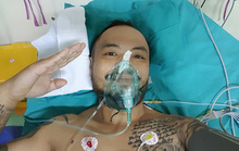 Trần Lập đã ổn định sức khỏe sau phẫu thuật