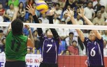 Chủ nhà VTV Bình Điền vượt trở ngại đầu tiên