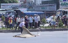 Đang đi bộ, người đàn ông bị xe tải tông tử vong tại chỗ