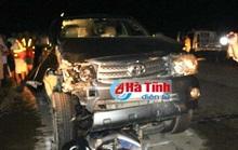 Xe Fortuner gây tai nạn liên hoàn, 5 người thương vong