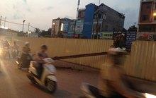 Đình chỉ thi công nhà ga tuyến đường sắt Nhổn - ga Hà Nội