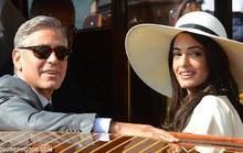 Vợ chồng George Clooney vào danh sách siêu giàu ở Anh
