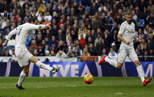 Bale tỏa sáng, Real Madrid ghi 10 bàn vào lưới Vallecano
