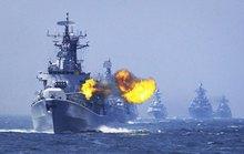 Việt Nam phản ứng trước việc Trung Quốc bắn đạn thật ở Biển Đông