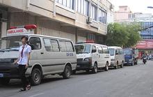 Lòng đường thành bãi đỗ ô tô