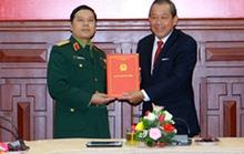 Chánh tòa Quân đội làm Phó Chánh án TAND Tối cao