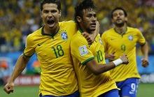 Neymar thống lĩnh đội hình Brazil tham dự World Cup 2018