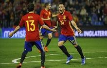 Gaspar lập siêu phẩm, Tây Ban Nha đánh bại tuyển Anh