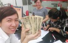 Ngân hàng giúp chị Hồng giải quyết 1,1 triệu Yen bị rách