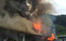 Cháy nhà, một thai phụ chết thương tâm