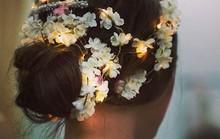 Xu hướng tóc cô dâu tuyệt đẹp cho năm 2015