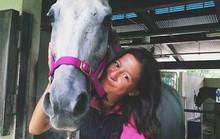 Hồng Kông: Con gái đại gia Anh rơi từ tầng 11