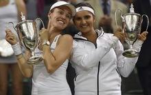 Kinh ngạc với chức vô địch Wimbledon sau 17 năm của Hingis