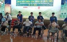 Ngày hội của 7.000 người khuyết tật