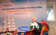 Đình chỉ chức vụ Tổng giám đốc Ngân hàng Đông Á