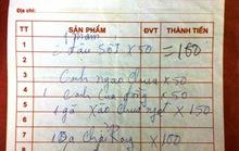 Chặt chém 2 bát cơm, nhà hàng ở Sầm Sơn bị phạt 20 triệu đồng