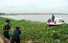 Xác người nổi lập lờ trên sông Đồng Nai