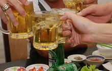Tiếp khách, hội nghị cũng cấm tiệt rượu bia