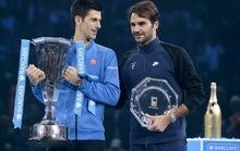 Djokovic lập kỷ lục với 4 lần liên tiếp vô địch giải cuối mùa