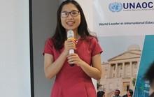 Nữ sinh Việt lọt danh sách 75 nhà lãnh đạo trẻ thế giới