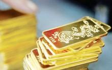 Giá vàng lại về mốc 33 triệu đồng/lượng