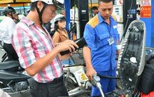 Giá xăng trong nước cố thủ dù giá thế giới giảm