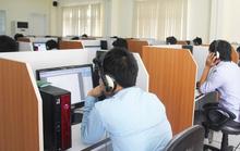 Thi tiếng Hàn trên máy tính cho lao động về nước đúng hạn
