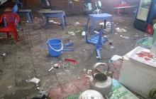 Bị tấn công trong quán lẩu, 4 người thương vong