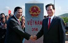 Khánh thành 3 công trình biên giới Việt Nam - Campuchia