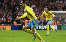 Ibrahimovic lập siêu phẩm, Thụy Điển thẳng tiến VCK Euro 2016