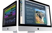 Apple ra mắt iMac màn hình 5K