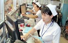 Quản lý bệnh viện bằng tay!