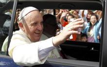 """Đức Giáo hoàng Francis: """"Tự do ngôn luận có giới hạn"""""""