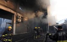 Philippines: Cháy nhà xưởng, 72 công nhân thiệt mạng