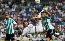 James Rodriguez lập siêu phẩm ngả bàn đèn, Real Madrid thắng 5 sao