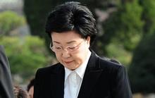 Nữ Thủ tướng đầu tiên của Hàn Quốc lãnh án tù