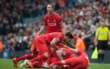 Liverpool: Hai trận cầu cho cả mùa giải