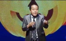"""""""Thần đồng"""" Đỗ Nhật Nam đạt giải nhất thuyết trình tại Mỹ"""