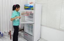 Lắp cabin sữa cho nữ công nhân