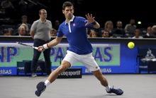 Djokovic và Wawrinka chờ đại chiến ở bán kết