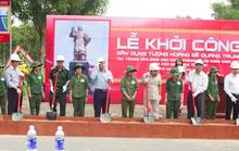 Xây tượng Hoàng đế Quang Trung tại ĐH Quốc gia TP HCM